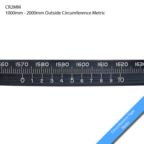 CR1mm 1000mm - 2000mm Outside Circumference Metric