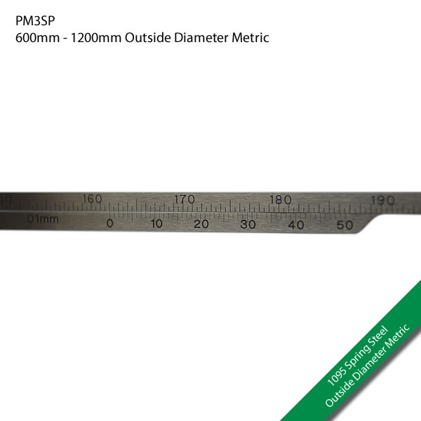 PM3SP 600mm - 1200mm Outside Diameter Metric