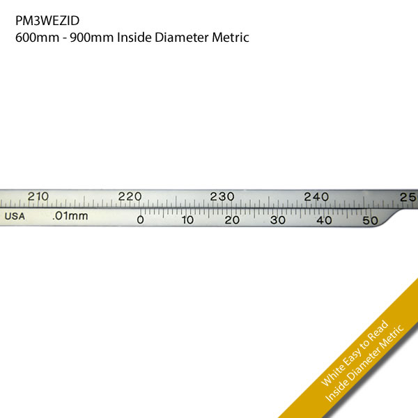 PM3WEZID 600mm - 900mm Inside Diameter Metric