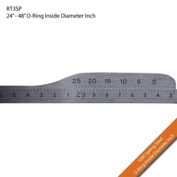 "RT3SP 24"" - 48"" Inside Diameter Inches O-Ring"